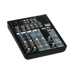 DAP-Audio GIG-62 6 Channel live mixer